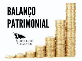 Balanço Iate Clube de Santos 2019
