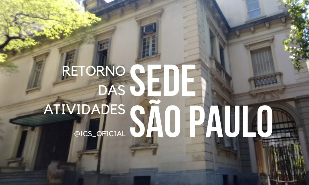 Sede paulistana é reaberta nesta terça-feira