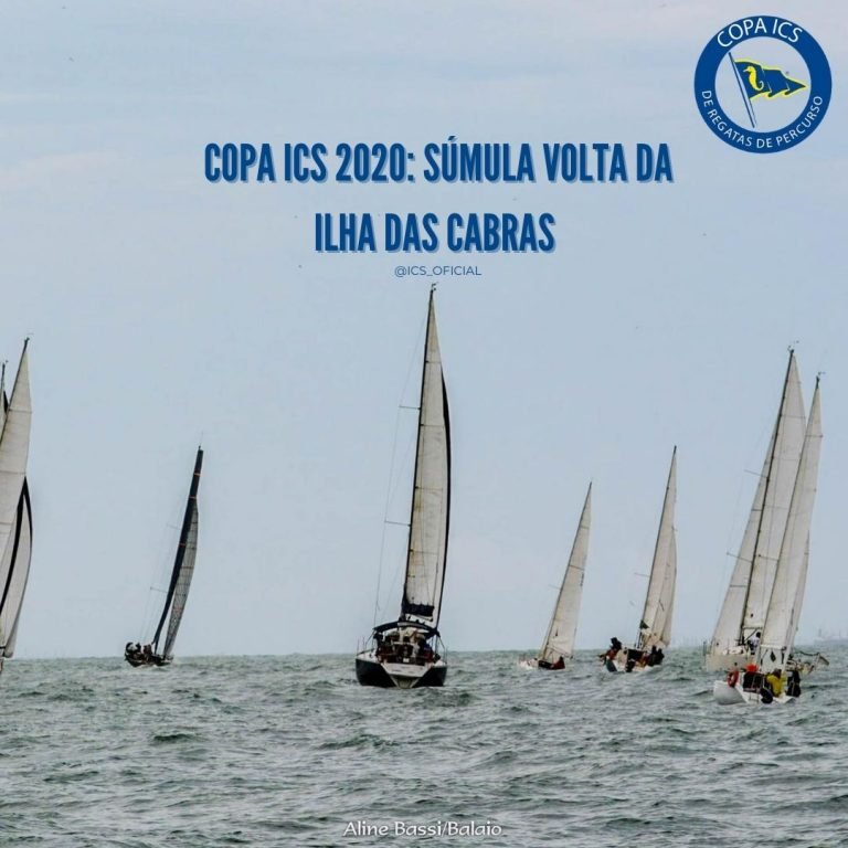 Copa ICS 2020: Súmula da primeira etapa