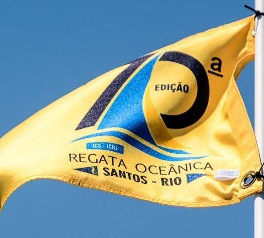 70ª Regata Santos-Rio chega ao fim em edição histórica