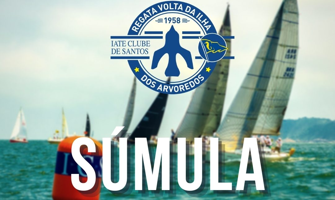 2ª Etapa da Copa ICS e Volta da Ilha dos Arvoredos: Súmula
