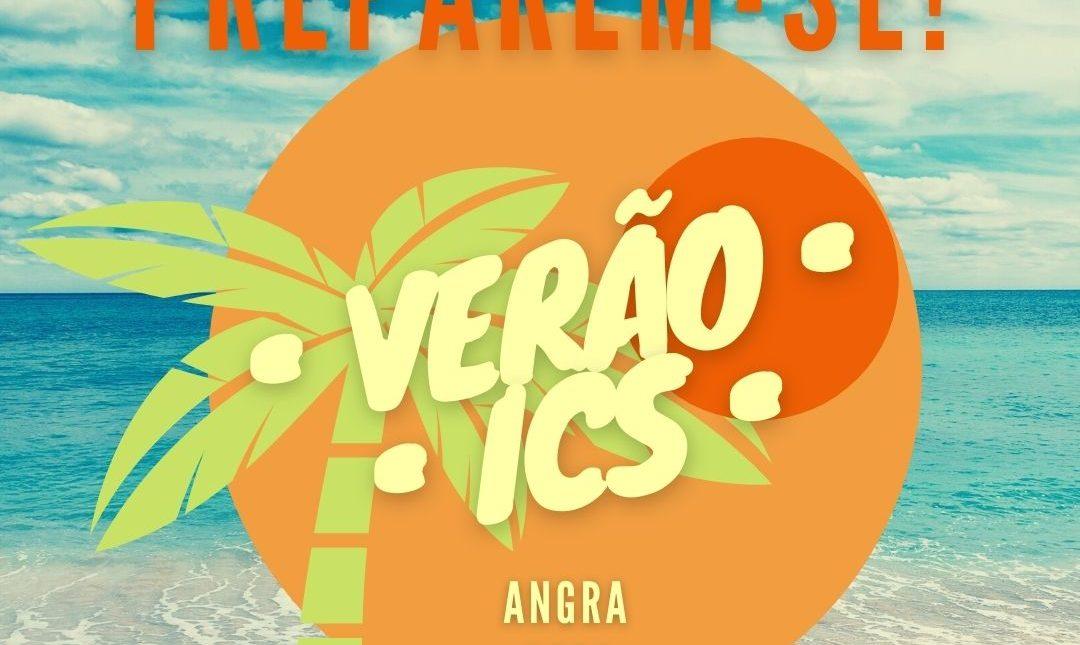 #VerãoICS21: Sede Angra