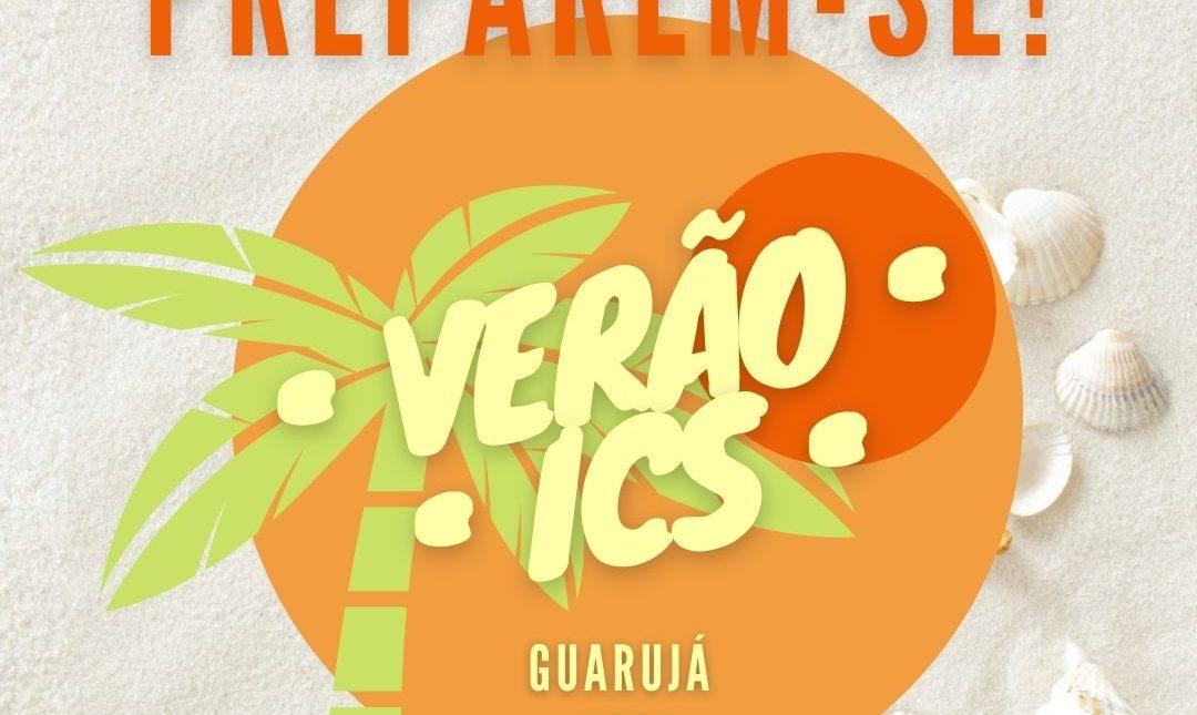 #VerãoICS21: Sede Guarujá