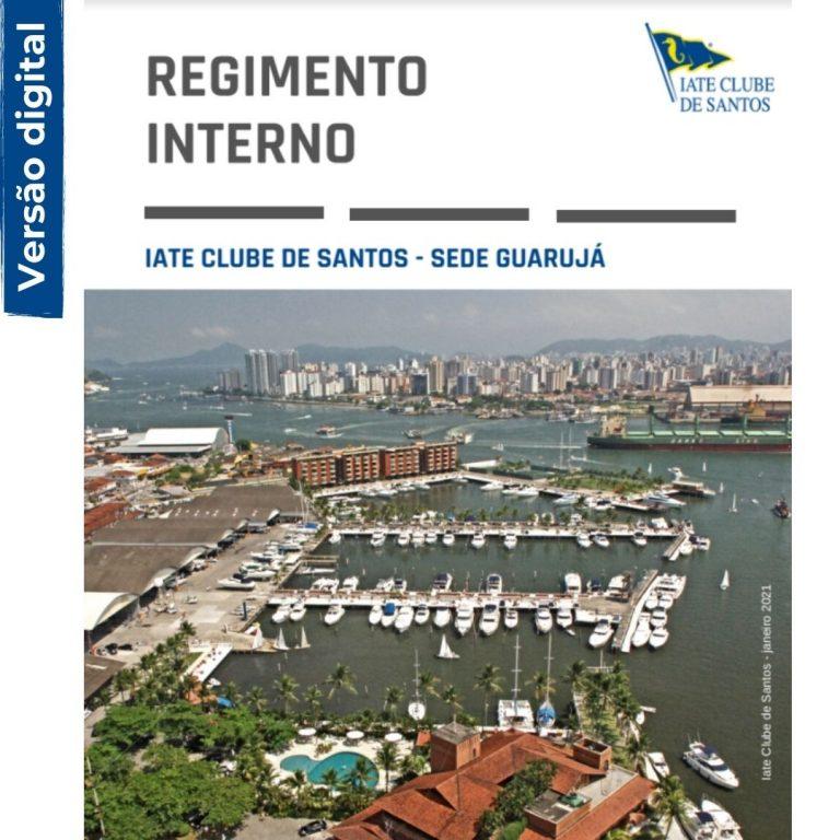 Regimento Interno da Sede Guarujá