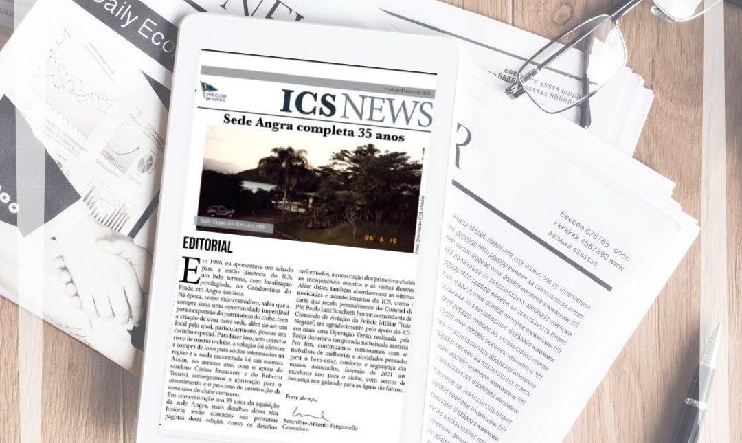 ICS News: 4ª edição